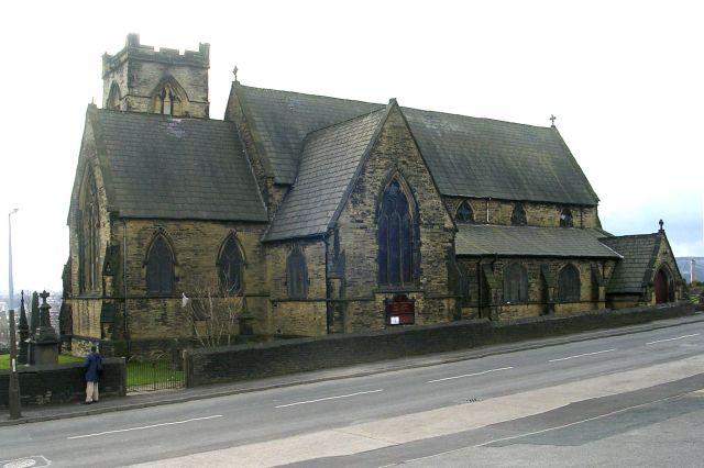St Thomas the Apostle Church - Claremount Road