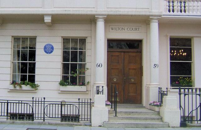 Wilton Court, 59-60, Eccleston Square, London SW1