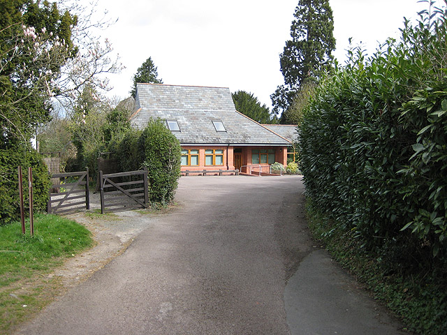 Community Centre, Tupsley