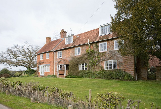 Manor Farm house, Church Lane