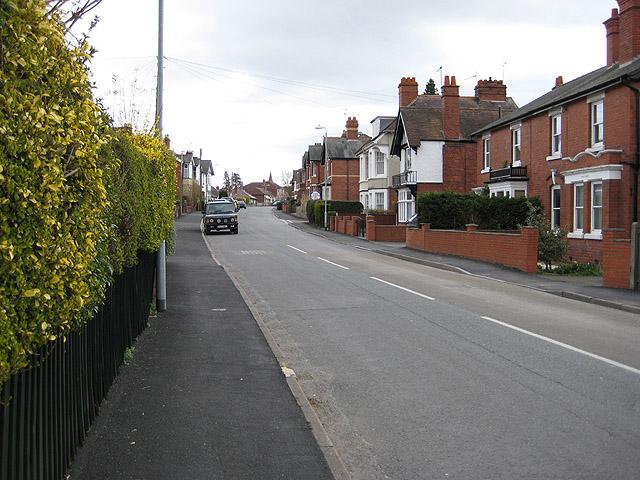 Church Road, Tupsley
