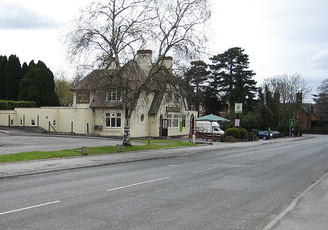 The Rose & Crown, Tupsley