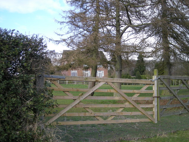 Gate at Severnvale