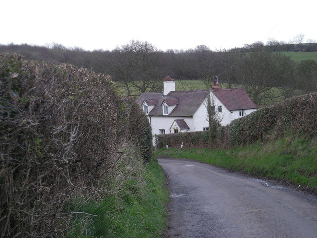 Spring Cottage and Spout Lane