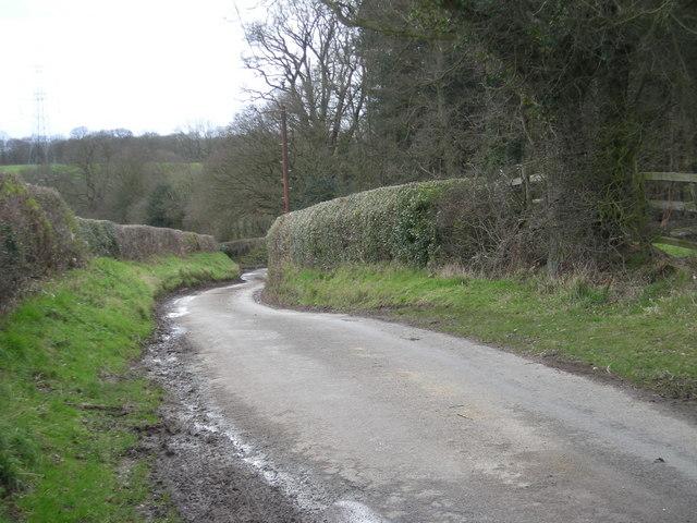 Departing Little Hall Farm