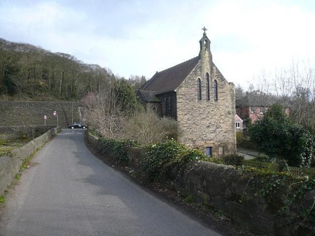 Ambergate - Holly Lane View