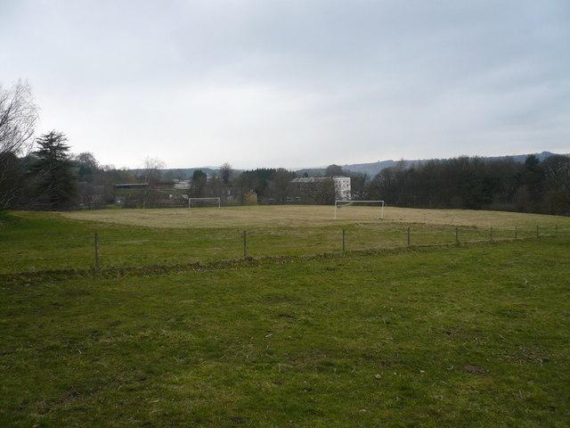 Alderwasley Hall School and Sports Field