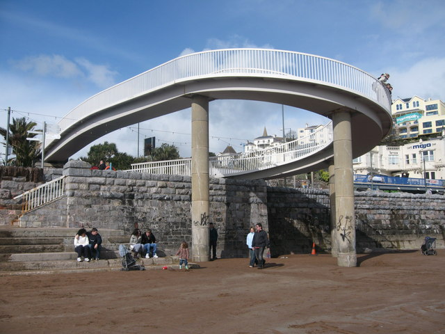Torbay Road Footbridge