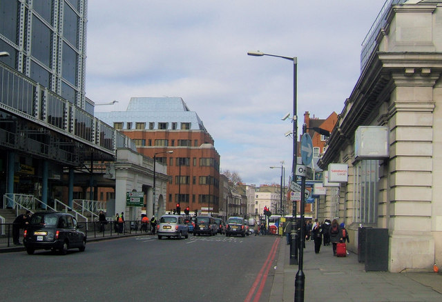 Belgrave Road, London SW1