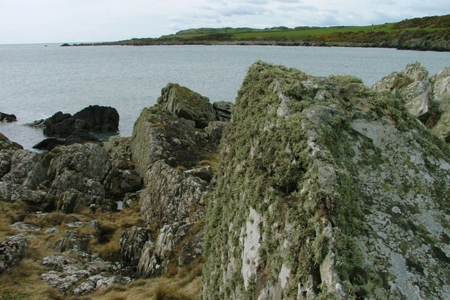 Foreshore Rocks, Isle Head