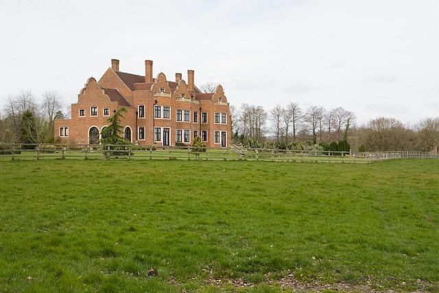 Melchet Park House