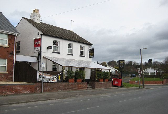 Brewers Arms, Eign Road