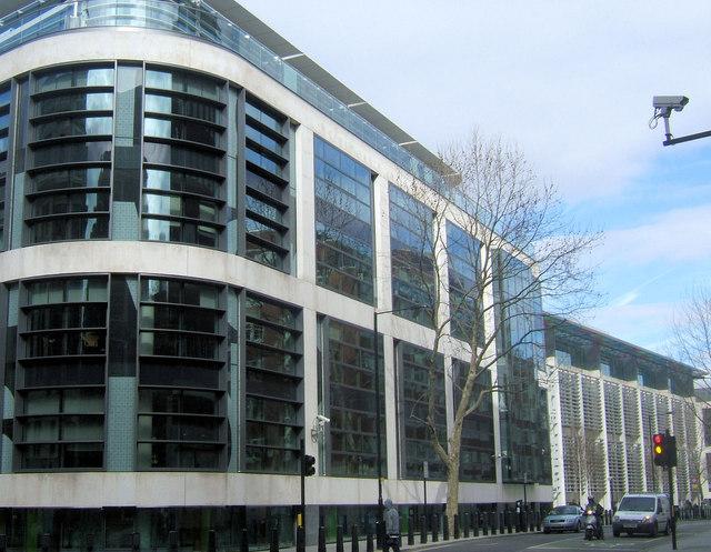 The Home Office, Marsham Street, Westminster, London SW1