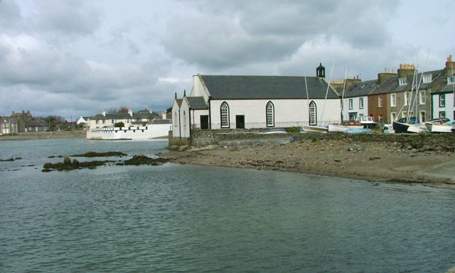 Isle of Whithorn Church
