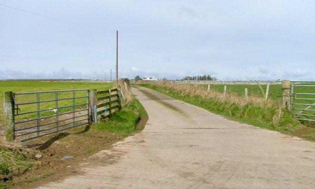 Farm Road to Kevans