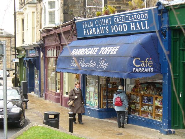 Harrogate Toffee Shop