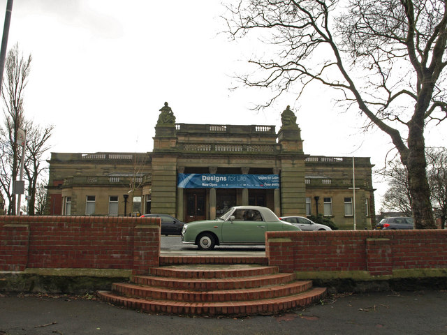 Shipley Art Gallery, Gateshead