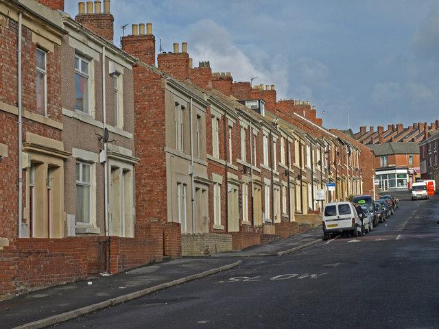 Northbourne Street, Gateshead