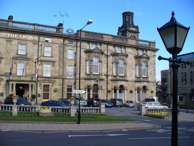 The Crown, Harrogate