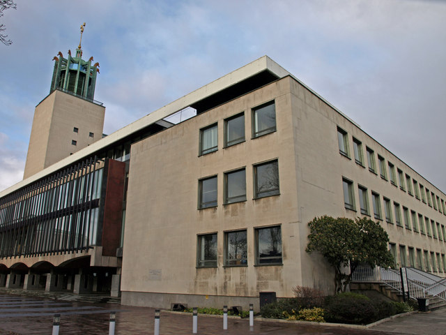 Civic Centre, Newcastle Upon Tyne