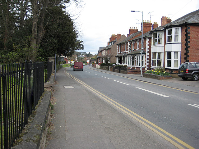 Ledbury Road, Hereford