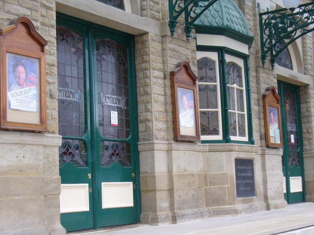 Theatre Door, Harrogate