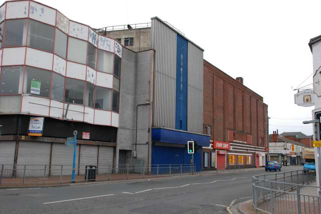The old cinema, Freeman Street