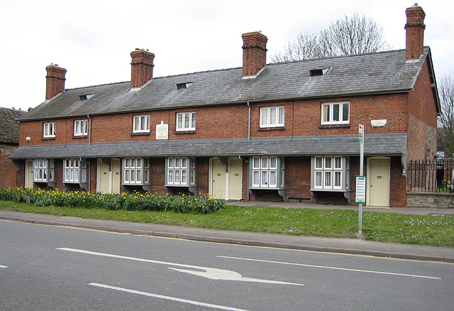 Williams Almshouses, St. Owen's Street