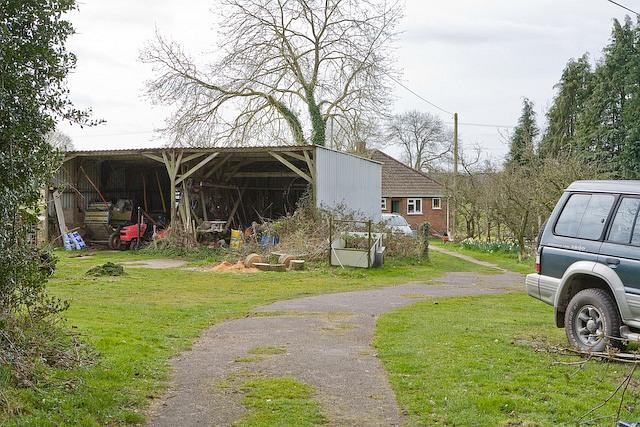 Sandown Farm, Landford