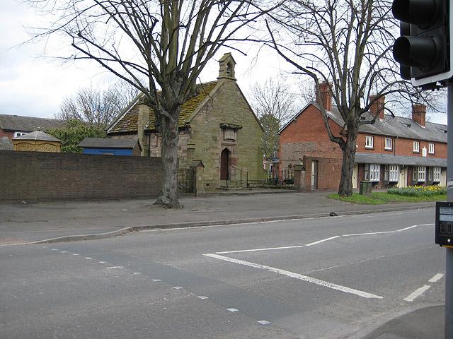 St. Giles's Chapel, St. Owen's Street