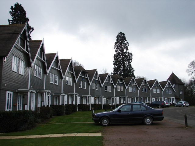 Houses at Overstone Park