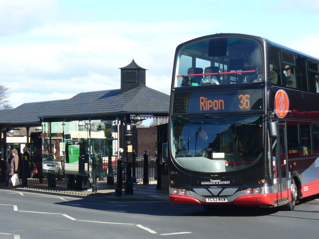 Bus Station, Harrogate