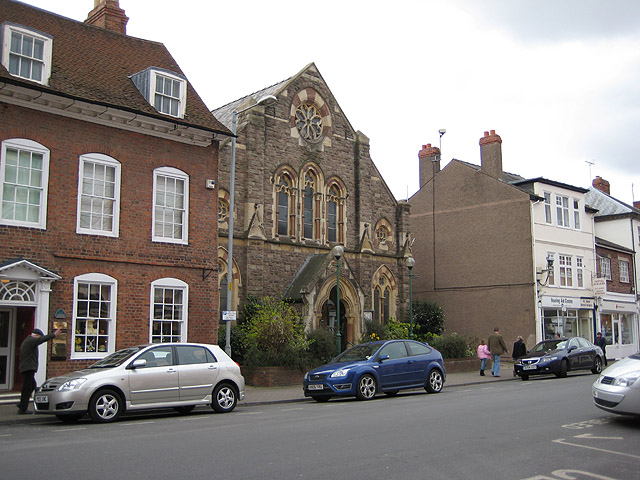 St. John's Methodist Church, Hereford