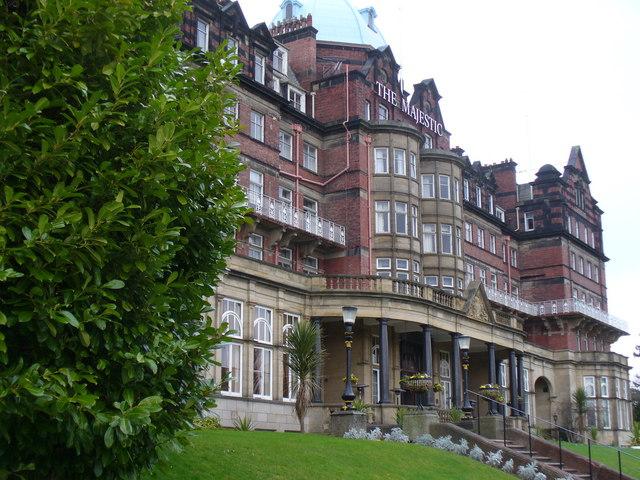Majestic Hotel Harrogate Spa Deals