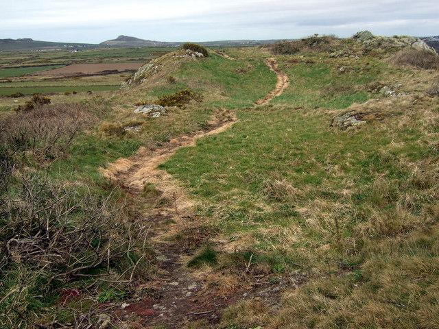 Clegyr Boia ancient settlement