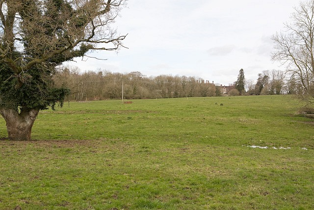 Fields north of Melchetcourt Farm