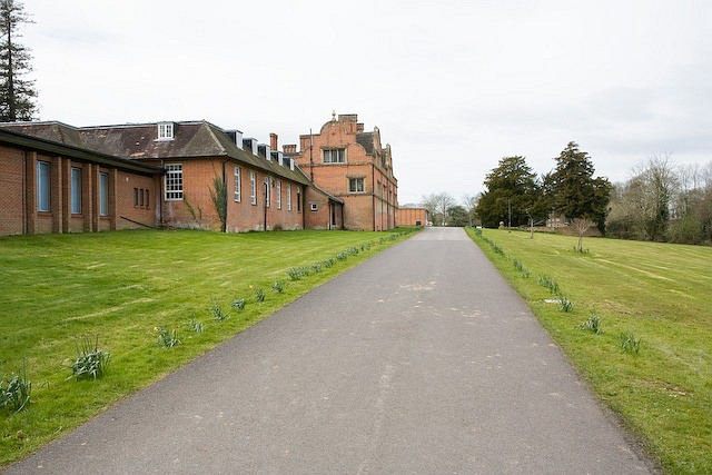 St Edward's School, Melchet Park