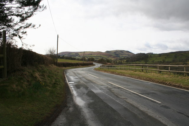 5 Miles to Builth