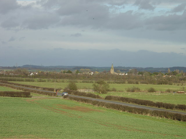 The view from Soldiers' Lane