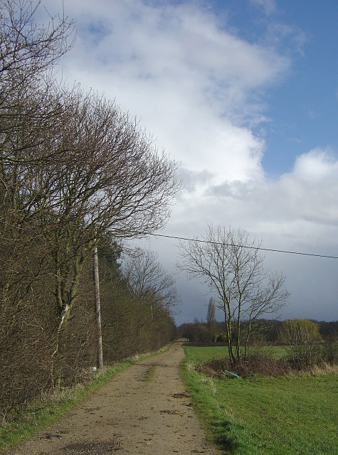 Bridleway to East Leake