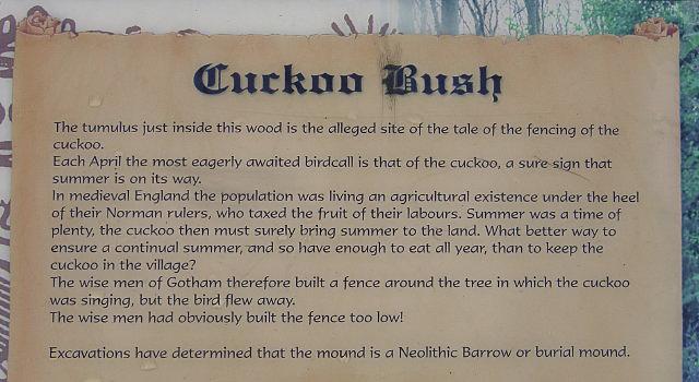 The Cuckoo Bush (2)