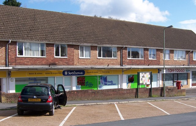 Local Shops, Arundel Drive-Fareham