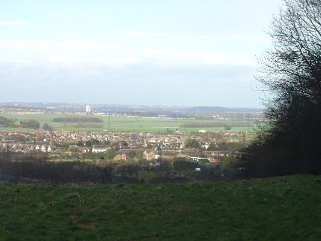 View from West Leake Hills