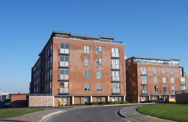 New Flats, Weevil Lane-Gosport