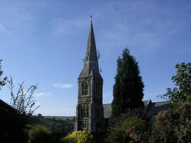 Gwyddelwern Church