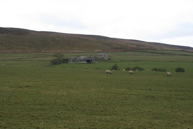Isle of Skye Farm near Catshaw Fell