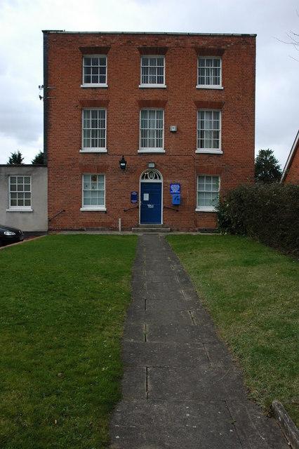 Upton-upon-Severn Police Station