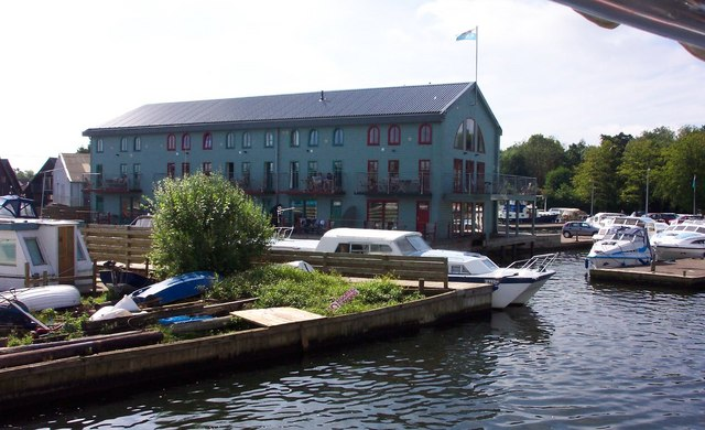 Boat Hire and Marina-Wroxham