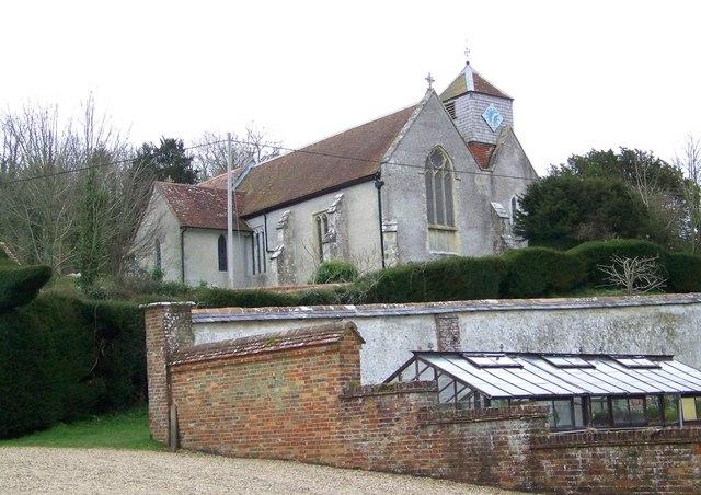 St Andrew's Church, Rockbourne