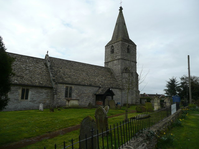 St. Margaret's from the north-east